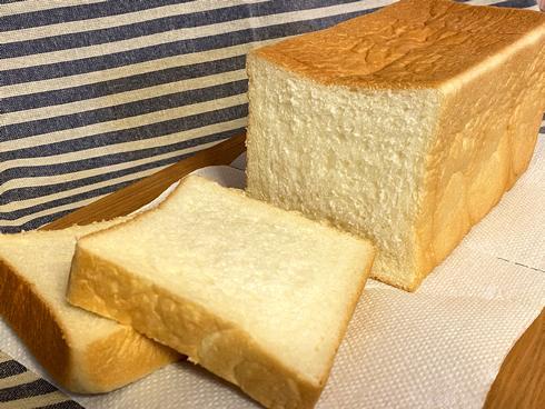 銀座に志かわ(にしかわ)広島駅前店の食パン