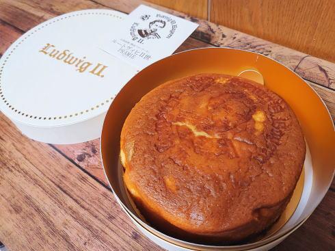 西洋菓子処バイエルン バターケーキ 画像4