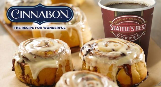 シナボン・シアトルズベストコーヒー、ゆめタウン廿日市にオープン