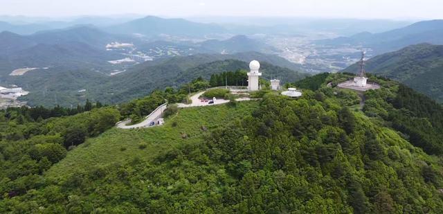 灰ヶ峰展望台、呉市街地や江田島などを見渡せるビュースポット