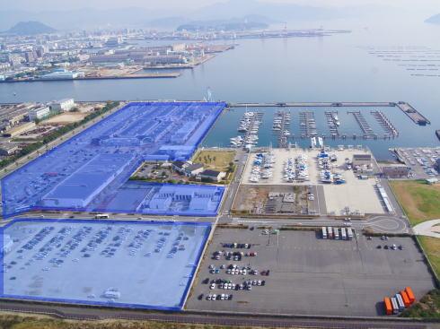 現・広島マリーナホップの土地、2025年以降の利用者を県が公募