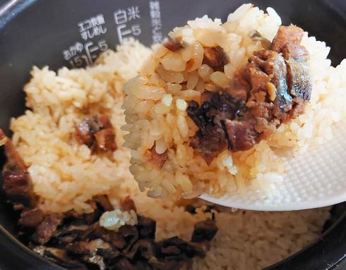 阿藻珍味の「あなごめしの素」で簡単に広島の味