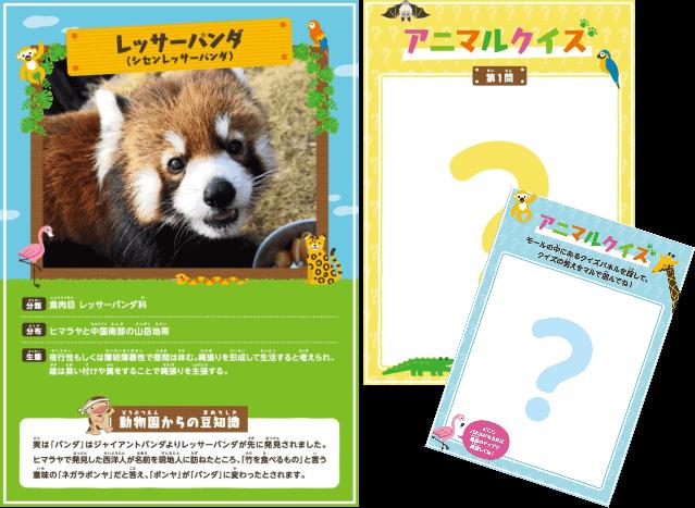 安佐動物公園のコラボイベント「安佐ZOOの夏休みinイオンモール広島府中」