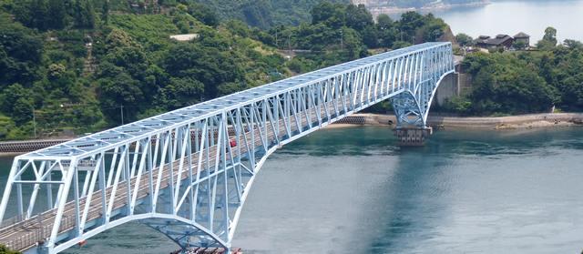 蒲刈大橋(広島県呉市)とびしま海道