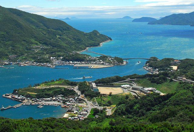 山口最南端「上関」へ!広島からドライブ観光で、温泉・絶景・グルメめぐり