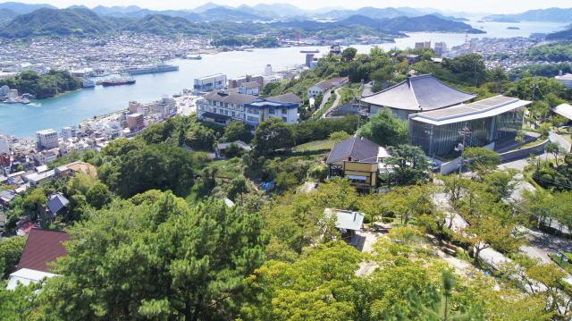 千光寺公園(広島県尾道市)