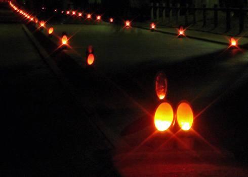 福山城そばで「あかりまつり」駅前を灯す希望のあかり