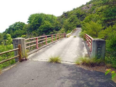 物見橋公園展望台 展望台の横の物見橋