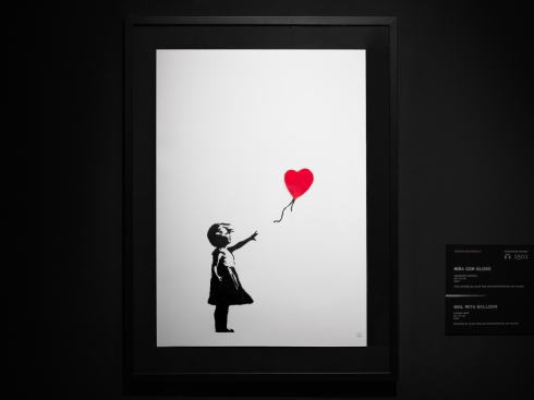 広島でバンクシー展!世界が注目する謎多き芸術家の作品 70点以上、ひろしま美術館で