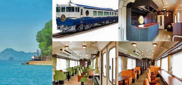観光列車エトセトラ、復路をルート変更「海が見たい」声に応え呉線経由へ
