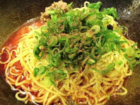 福岡住みに朗報!汁なし担担麺専門 キング軒 福岡天神店がオープン