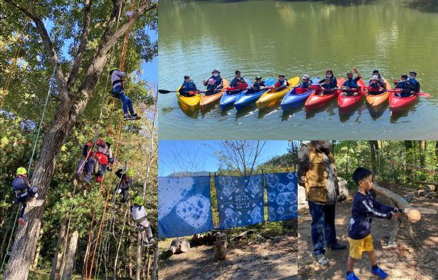 広島で森のアウトドアフェスタ、親子の自然体験イベント開催