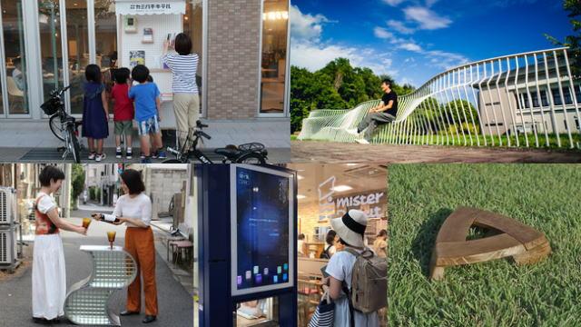 広島の街なかをピースにするデザイン5選、9月から順次設置へ