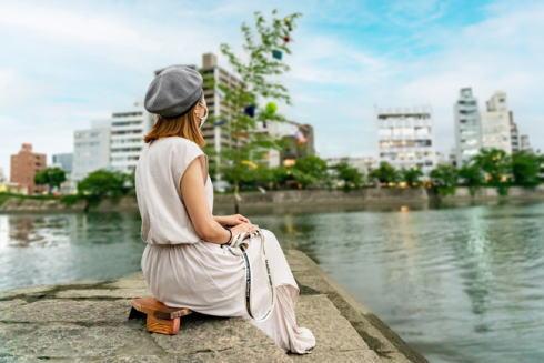 広島の街なかをピースにするデザイン THREE-PIECE CHAIR