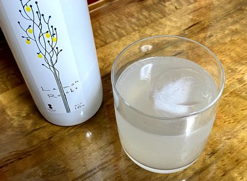 レモンロックス(中国醸造)瀬戸内レモンのお酒、取扱店など