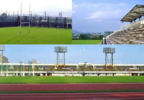 広島県総合グランドの新愛称、バルコムが3年契約で取得