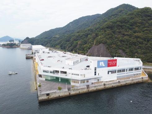 ブレイブポイント広島店が入る広島ベイサイドフォート