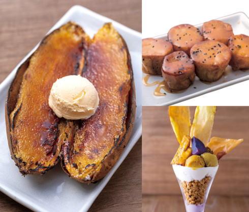 高級芋菓子しみず 広島初上陸、人気お芋スイーツ店 袋町に