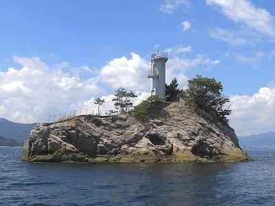安渡島(灯台)